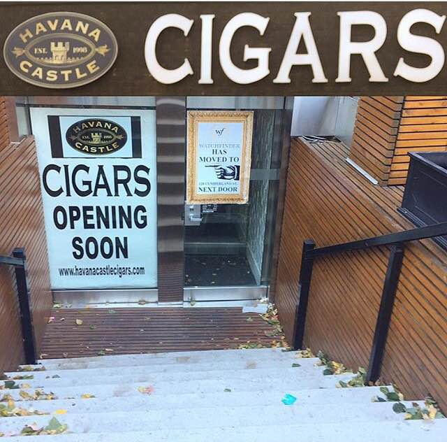 Havana Castle Cigars - Yorkville Location