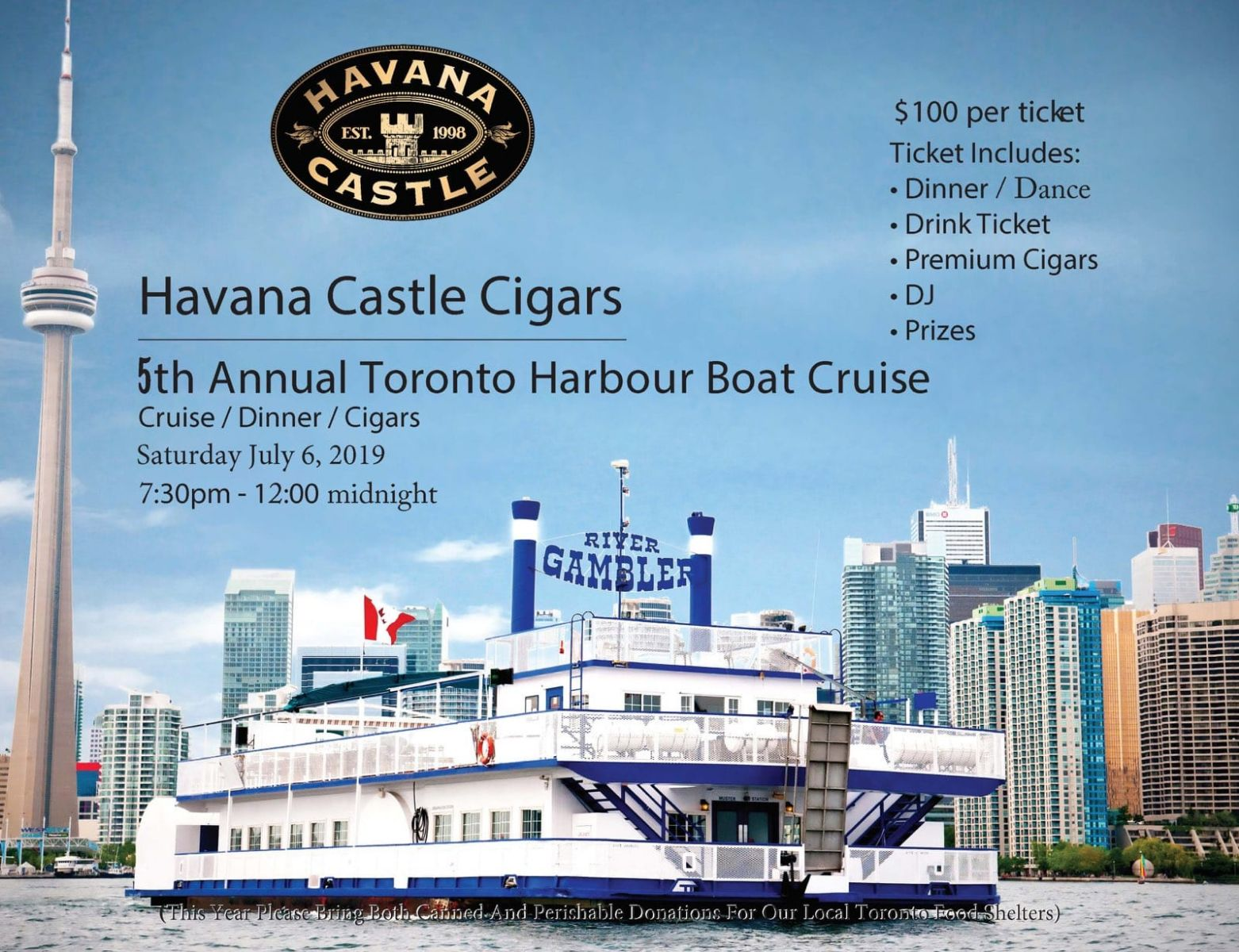 HC 5th Annual Boat Cruise